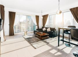 One Bedroom Apartment Dubai Fountain & Old Town View by Auberge, hotel near Emaar Square, Dubai