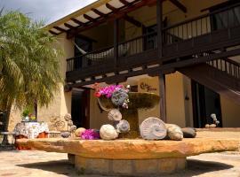 Hotel Casa Terra, hotel in Villa de Leyva