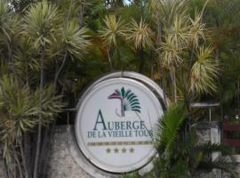 "studio ""BLEU TURQUOISE"", spa hotel in Le Gosier"