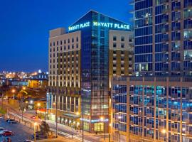 Hyatt Place Nashville Downtown, hotel in Downtown Nashville, Nashville