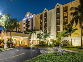 Hyatt Place Fort Lauderdale Cruise Port, hotel near Fort Lauderdale-Hollywood International Airport - FLL,