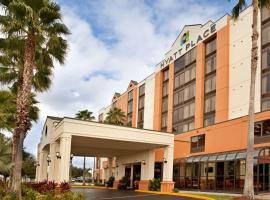 Hyatt Place across from Universal Orlando Resort, hotel in Orlando