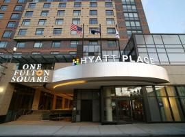 Hyatt Place Flushing/LGA Airport, hotel near Belmont Park Race Track, Queens