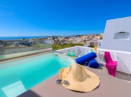 White Harmony Suites, hotel near Santorini Port, Megalochori