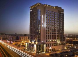 Centro Waha by Rotana, отель в Эр-Рияде