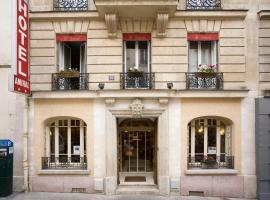 L'Amiral, hotel near Balard Metro Station, Paris