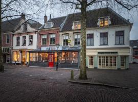 Hotel Brasserie Florian, hotel dicht bij: Station Tiel, Wijk bij Duurstede