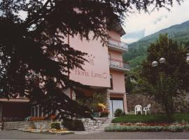 Hotel Levico, hotel near Terme of Levico and Vetriolo, Levico Terme