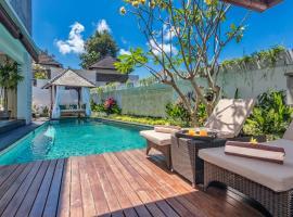 Villa Allamanda by Kubu GWK, hotel in Jimbaran