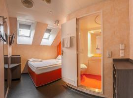 easyHotel Budapest Oktogon, hotel in Budapest