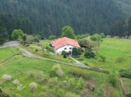 Hotel Rural Natxiondo, hotel en Lekeitio