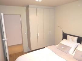 Cap Horn 0203, self-catering accommodation in Koksijde