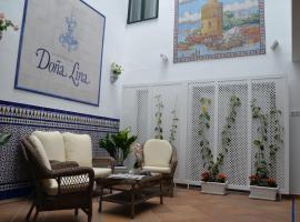 Hotel Doña Lina, hotel near Plaza de España, Seville