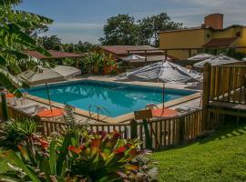 Hotel São Sebastião da Praia, hotel near Belvedere, Florianópolis