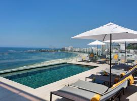 Windsor California Hotel, beach hotel in Rio de Janeiro