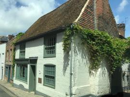 The Tea House, hotel near Camber Castle, Rye
