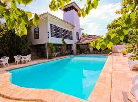 Hotel Solar das Águas Cantantes, hotel in Ubatuba