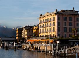 Hotel Metropole Bellagio, отель в городе Белладжо