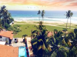 Lion's Rest, hotel in Weligama