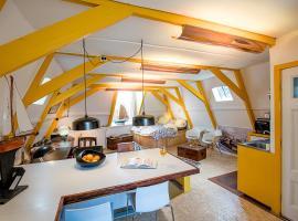 Bij de Bootbouwer, apartment in Harlingen
