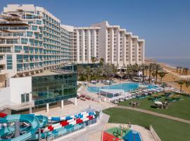 Leonardo Club Hotel Dead Sea - All Inclusive, hotel in Ein Bokek