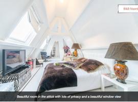 Design B&B Naarden Vesting, Bed & Breakfast in Naarden