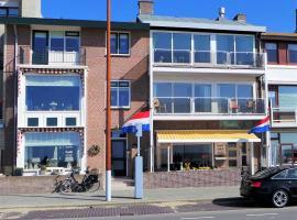 Hotel B&B Seahorse, B&B in Katwijk