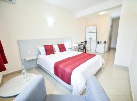 Lova Hotel, hotel a Antananarivo