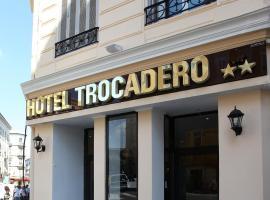 Trocadero, отель в Ницце