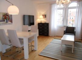 City Apartment, apartment in Nürnberg