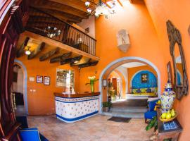 Hotel posada casa regia, hotel near El Lencero Airport - JAL, Xalapa