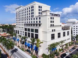 Hyatt Place Boca Raton, отель в Бока-Ратон
