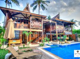 Apalagi Villas, luxury hotel in Gili Air