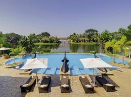 The Zuri Kumarakom Kerala Resort & Spa, accessible hotel in Kumarakom