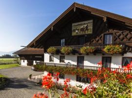 Keilhof, farm stay in Seebruck