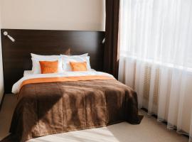 Hotel Palma, отель в Барнауле
