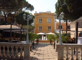 Hotel Pete, hotel en Platja d'Aro
