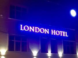 London Hotel, hotel in Constanţa