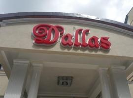 Pensiunea Dallas, hotel in Botoşani