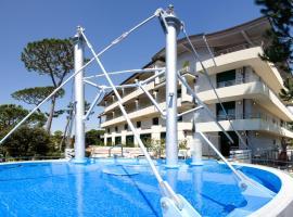 Hotel Acapulco, hotel in Forte dei Marmi
