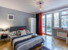 ClickTheFlat Żurawia Street Apart Rooms, nakvynės su pusryčiais namai Varšuvoje