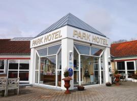 Montra Odder Parkhotel, hotel i nærheden af Århus Hovedbanegård, Odder