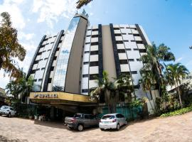 HD Plaza Hotel, hotel in Assis