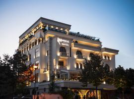 Mondial Hotel, hotel in Tirana