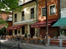 Dom Casimi, bed & breakfast a Cracovia