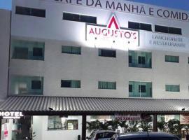 Augustos Hotel, hotel em Santo Antônio de Jesus