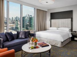 Hotel X Toronto by Library Hotel Collection, hotel near BMO Field, Toronto