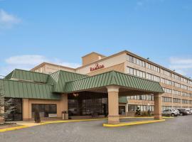 Ramada by Wyndham Rochelle Park Near Paramus, hotel in Rochelle Park