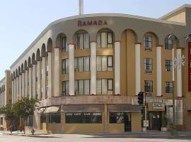 Ramada by Wyndham Los Angeles/Wilshire Center, hotel in Koreatown, Los Angeles