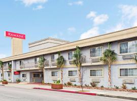 Ramada by Wyndham Marina del Rey, hotel in Los Angeles